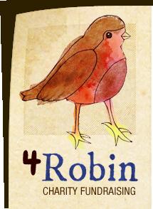 4Robin Charity Fundraising